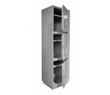 Металлический бухгалтерский шкаф КБ - 033 / КБС - 033