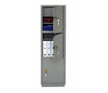 Металлический бухгалтерский шкаф КБ - 033т / КБС - 033т