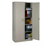 Металлический бухгалтерский шкаф КБ - 10 / КБС - 10