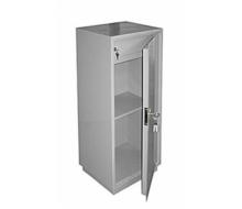 Металлический бухгалтерский шкаф КБ - 041т / КБС - 041т