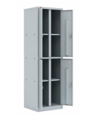 Металлический архивный шкаф ШАМ - 24.О