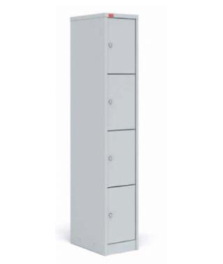Металлический шкаф для сумок (сумочница) ШРМ - 14-400