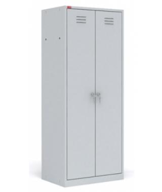 Металлический шкаф для одежды ШРМ-22/800