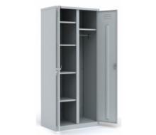 Металлический шкаф для одежды ШРМ-22/800У