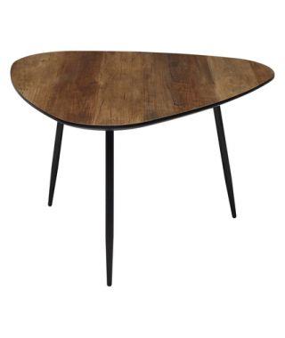 Журнальный стол Wood 62 65*65 орех винтажный