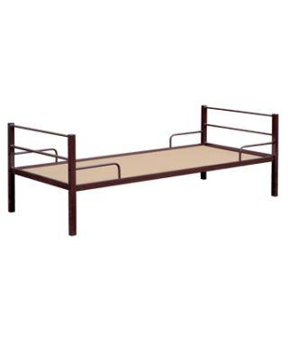 Кровать металлическая для строителей