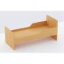 Кровать одноярусная с 2-мя бортами безопасности (ЛДСП)