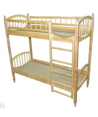 Детская двухъярусная кровать Ангелина