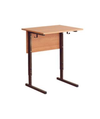 Стол ученический 1-местный регулируемый 3-5гр., 4-6 гр., 5-7 гр.