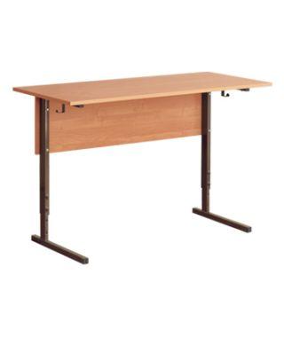 Стол ученический 2-местный регулируемый 2-4 гр.