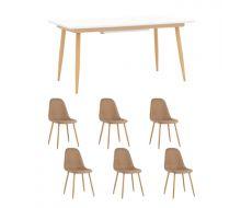 Обеденные группы (стол со стульями)
