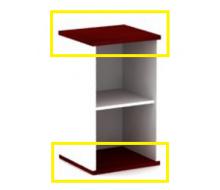 Панели для шкафов малые В-810