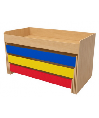 Кровать Детская Четырехъярусная