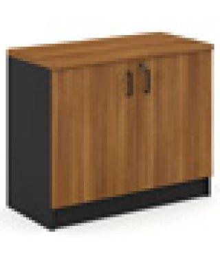 Креденция, деревянные двери