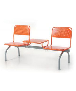 """Сиденье без спинки """"Лайн"""" (модуль для установки на опору)"""